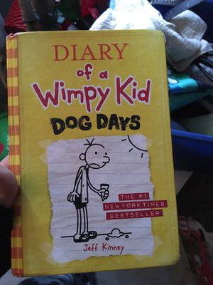 Diary of a wimpy kid for Sale in Shallotte, NC