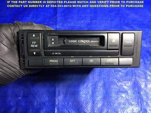 OEM 1999 MAZDA 626 TAPE CASSETTE PLAYER PART # NC15 79 9D0 for Sale in Miami Gardens, FL