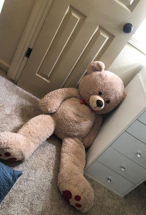 big teddy bear for Sale in Clovis, CA