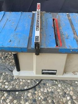Porter Cable 10 In Carbide Tipped 15 Amp Table Saw for Sale in Milpitas,  CA