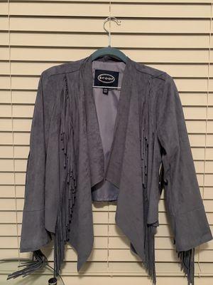 Fringed blue surd jacket for Sale in Mesa, AZ