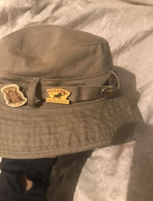 Disney World Bucket Hat with Pins for Sale in Portsmouth, VA