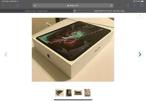 iPad Pro 11 Crakced a little bit ! Trades Read description for Sale in Baltimore, MD