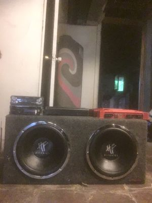 Stereo system $ for Sale in St. Louis, MO