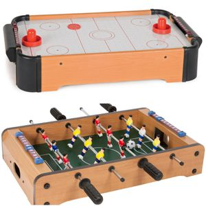 Table Top Air Hockey Game And Foosball Soccer Game for Sale in National City, CA