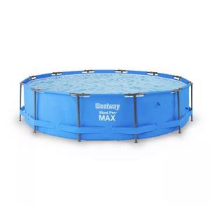 Bestway Steel Pro Max 15ft x 42in Frame Above Ground Swimming Pool Set with Pump for Sale in Davie, FL