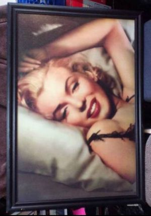 Marilyn Monroe Print - big, vibrant color for Sale in Long Beach, CA