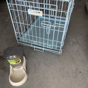 Precision Pet Products Two-Door Dog Crate for Sale in Edgewood, FL