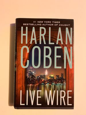 Harlan coven live wire for Sale in New Haven, CT