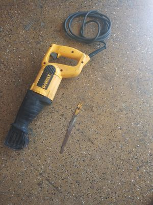 Dewalt sawsall for Sale in Lake Elsinore, CA