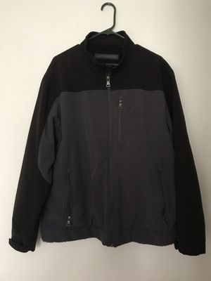 Weatherproof Polyester Material Jacket Size Large Great Condition for Sale in Reedley, CA