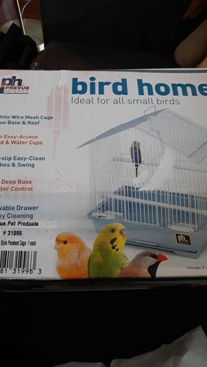 Bird cage for Sale in San Francisco, CA