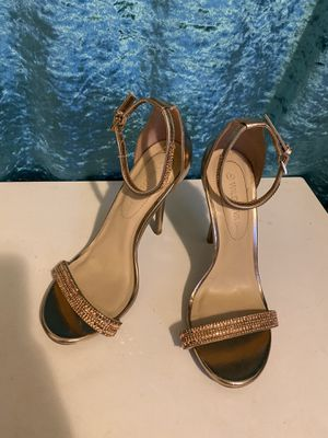 Rose Gold Heels 👠 💁🏻‍♀️ for Sale in South Gate, CA