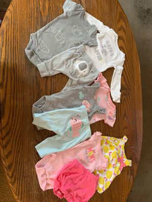 3 outfits, Newborn size for Sale in Tacoma, WA
