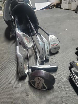 Golf clubs , Bag and accessories.. $60 for Sale in Hesperia, CA