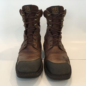 Ariat Mens Work Boots Size 11D for Sale in Horseshoe Beach, FL