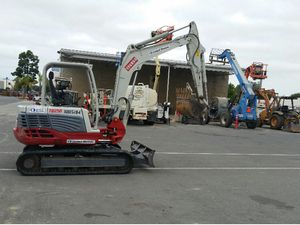2013 Takeuchi Mini Excavator for Sale in Los Angeles, CA