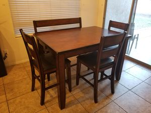 Bar height Dining/Kitchen Set for Sale in Glendale, AZ
