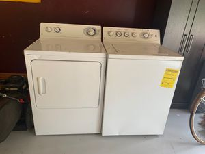 GE profile washer and dryer for Sale in Stafford, VA