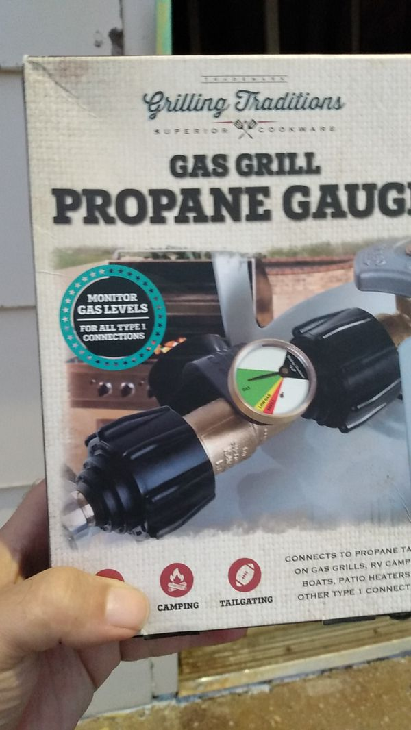 I have a propane cap for sale