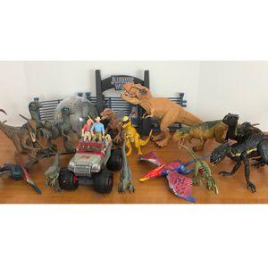 Jurassic World Dinosaur Lot for Sale in Largo, FL