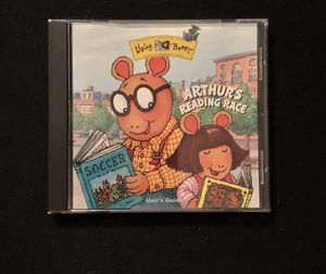 Arthur's Reading Adventure old PC game for Sale in Duluth, GA