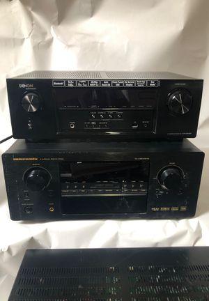Denon, Marantz, Onkyo receivers for Sale in San Diego, CA