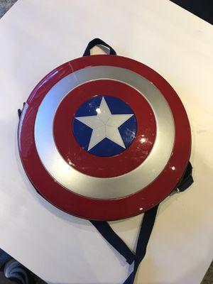 Captain America shield backpack for Sale in Miami, FL