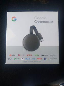 Chromecast for Sale in Fullerton,  CA