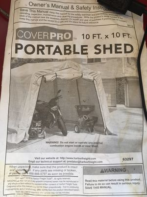 Shed for Sale in Everett, WA