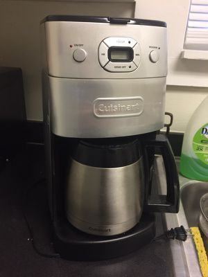 cuisine art coffee maker for Sale in Columbus, OH