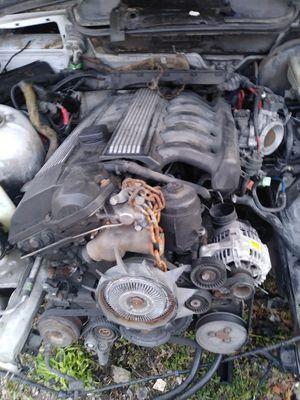 Bmw 328I e36 engine and transmission for Sale in Rockville, MD