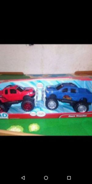 Brand new toy cars that make sounds and noise for $8 for Sale in Fresno, CA