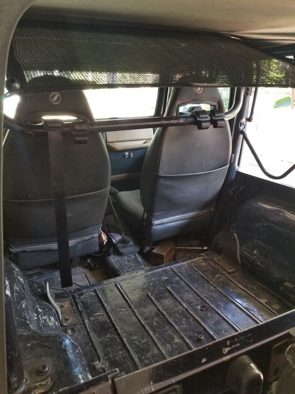 98 Jeep Wrangler TJ