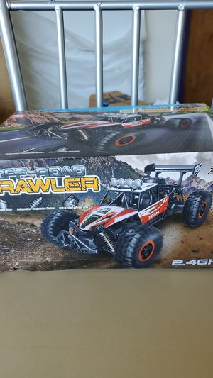 Off- Road Crawler 2.4ghz Toy for Sale in Doraville, GA