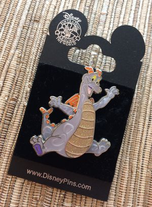 Disney's Figment Pin for Sale in New York, NY