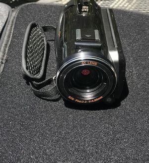 Ordro 4K Digital Camcorder for Sale in Boulder, CO