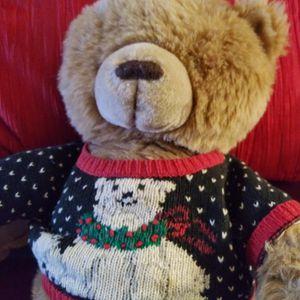 "Marisa Christina 16"" Plush teddy Bear. 1995 for Sale in Minneapolis, MN"