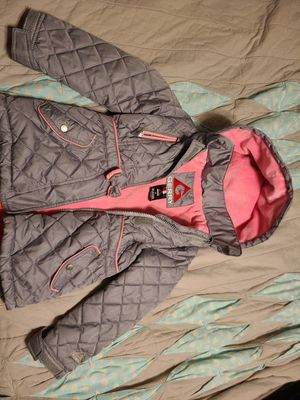 Quilted Gerry toddler jacket with cute details, size 4T for Sale in Seattle, WA