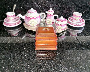 Authentic American Girl Tea Set for Sale in Chandler, AZ