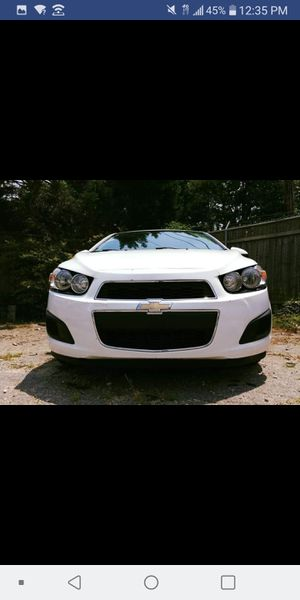 2013 Chevy Sonic for Sale in Conyers, GA
