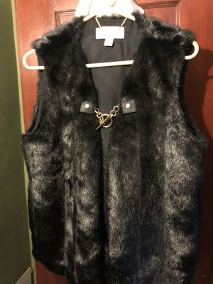 Fur Vest for Sale in Cleveland, OH