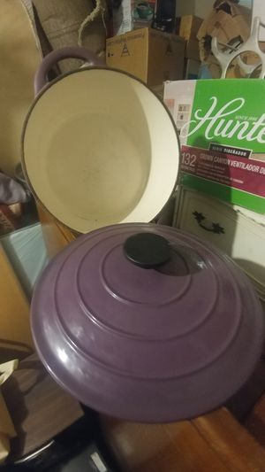 Porcelain pan for Sale in Friendswood, TX