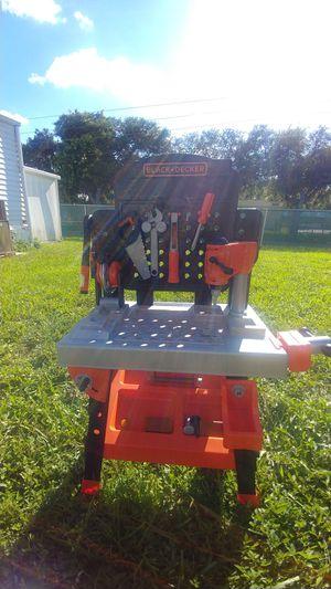 Black decker tools for kids for Sale in Fort Lauderdale, FL