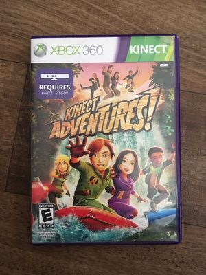 Used Xbox 360 Kinect Adventures Game for Sale in Lake Stevens, WA