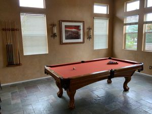 8' Pool table for Sale in Norco, CA