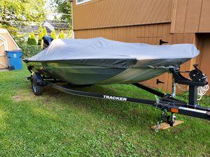 2017 tracker pro 170 bass boat for Sale in Addison, IL