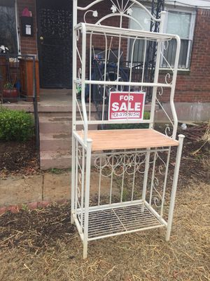 Kitchen stands,bakers rack for Sale in Memphis, TN