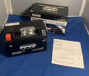 "MMG [YTX7A-BS (GEL) Power sports battery, 12V 6Ah.. Condition is ""New"". for Sale in Tamarac, FL"