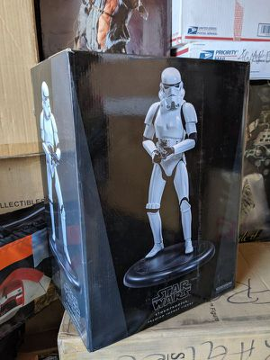 Sideshow Collectibles Star Wars Stormtrooper Premium Format Statue 1/4 Scale for Sale in Montebello, CA